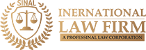 Sinal International Law Firm | A Professional Law Corporation